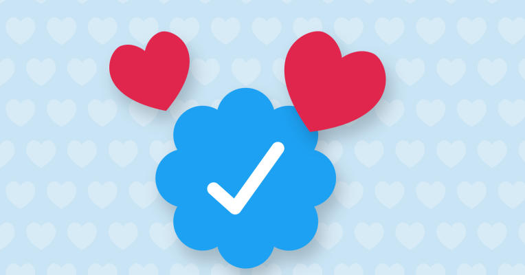 Blue Is A Dating App For Verified Twitter Users Techcrunch App Blogger Templates Funny Dating Quotes
