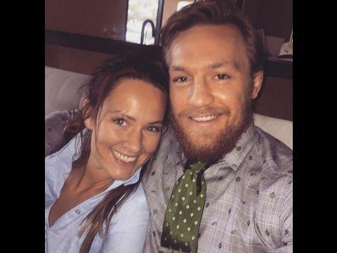 Conor Mcgregor Wife Who is Conor McGregoru0027s girlfriend? Conor