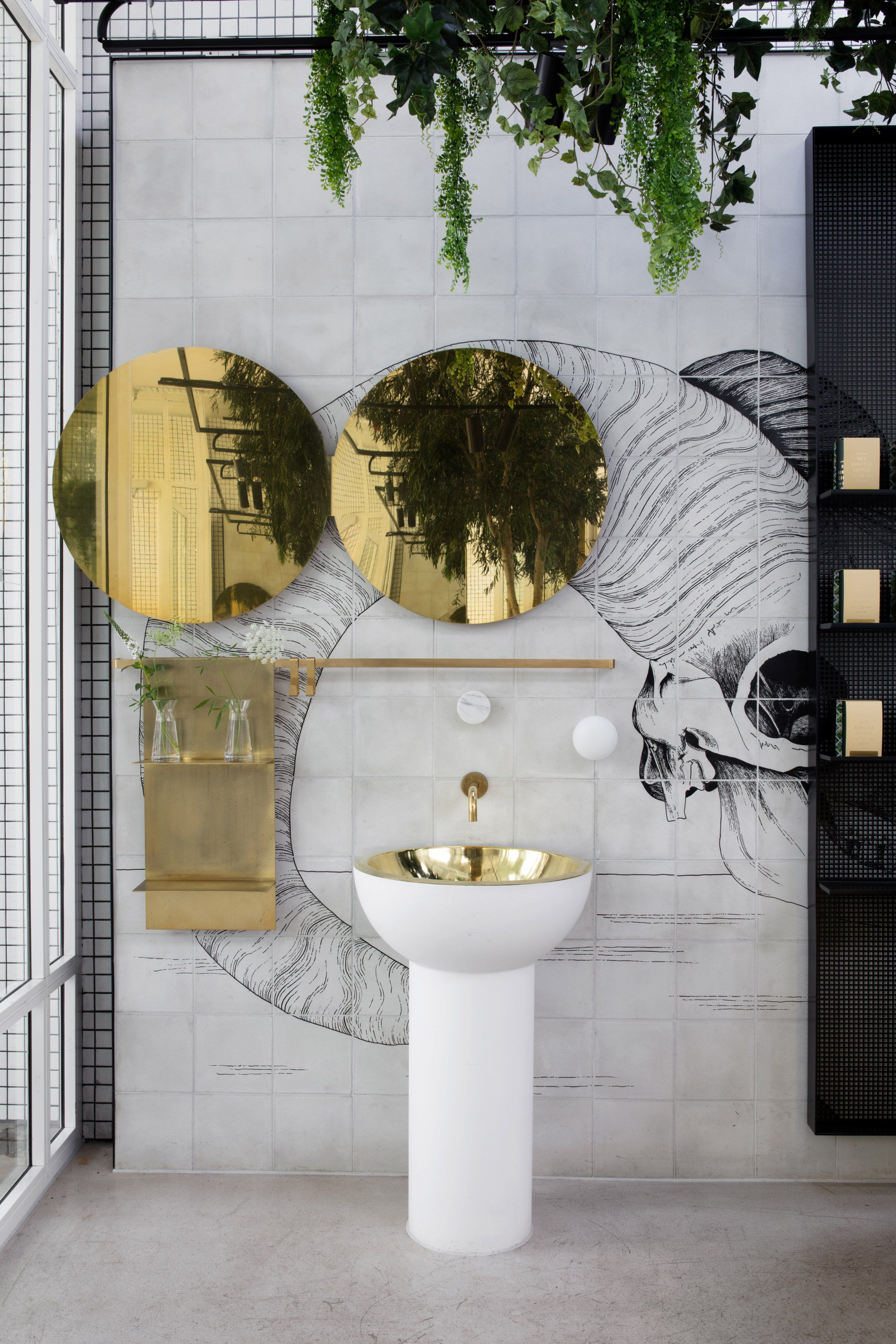 Tchoupi Salle De Bain ~  Pingl Par Am Lie Arnold Sur Art Deco Pinterest Salle De Bains