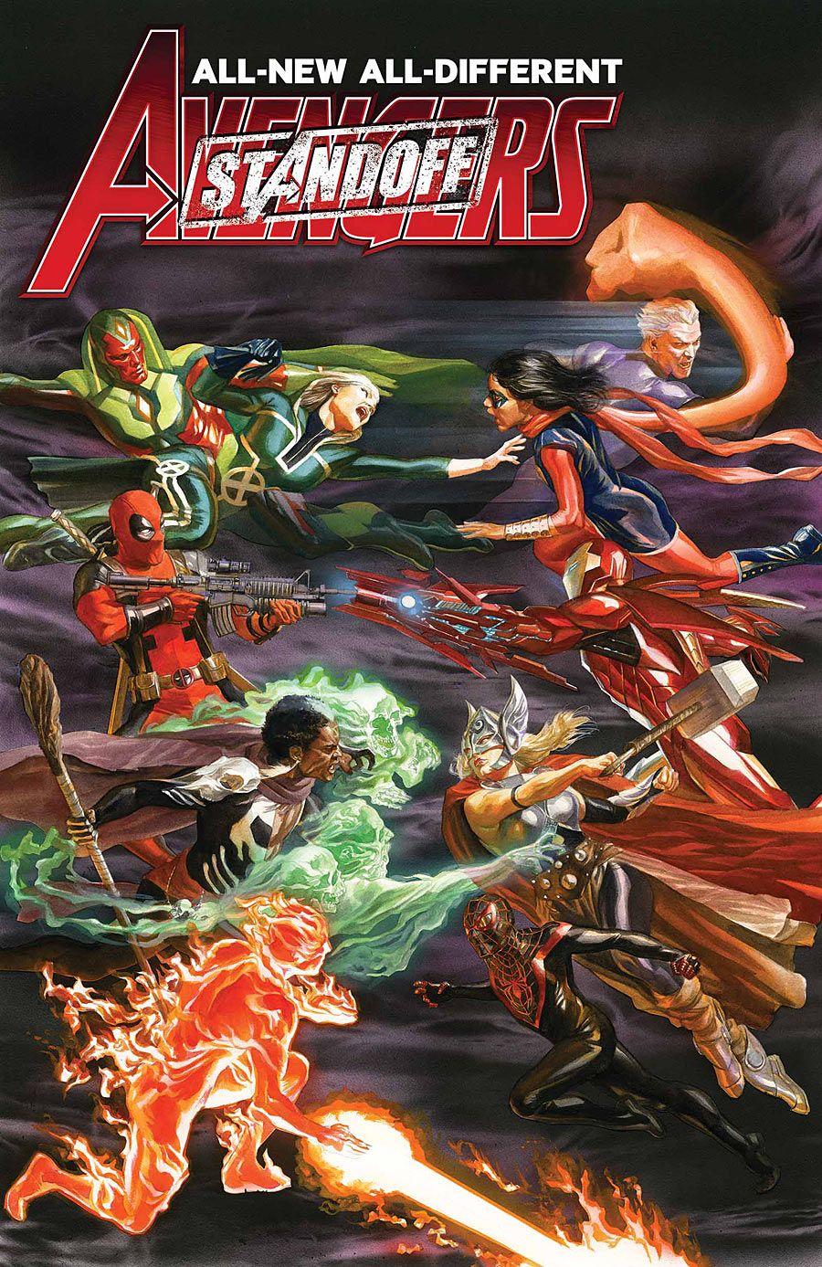 2016 Marvel Comics Black Widow #5 Volume 7 NM