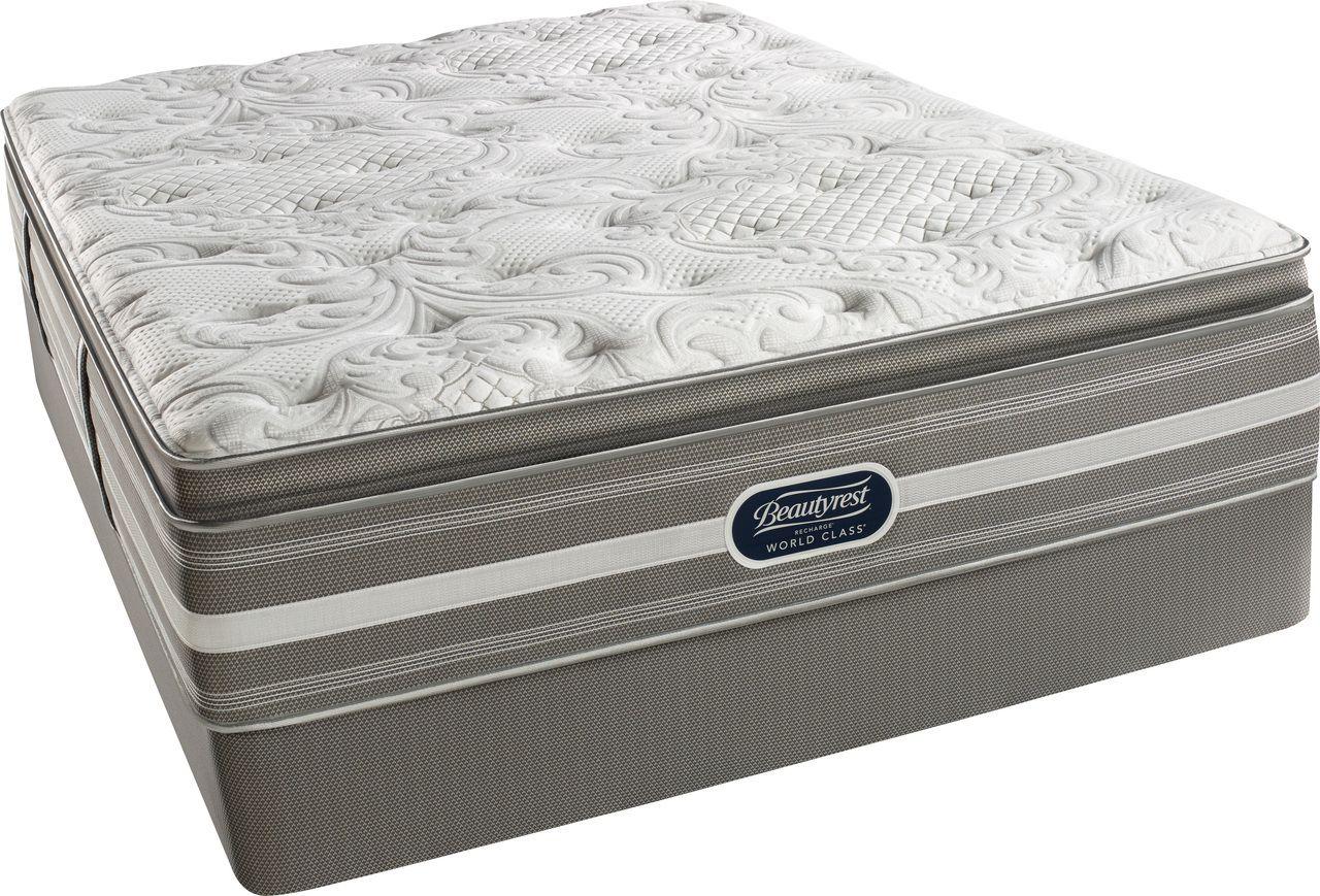 Pillow top mattress, Firm