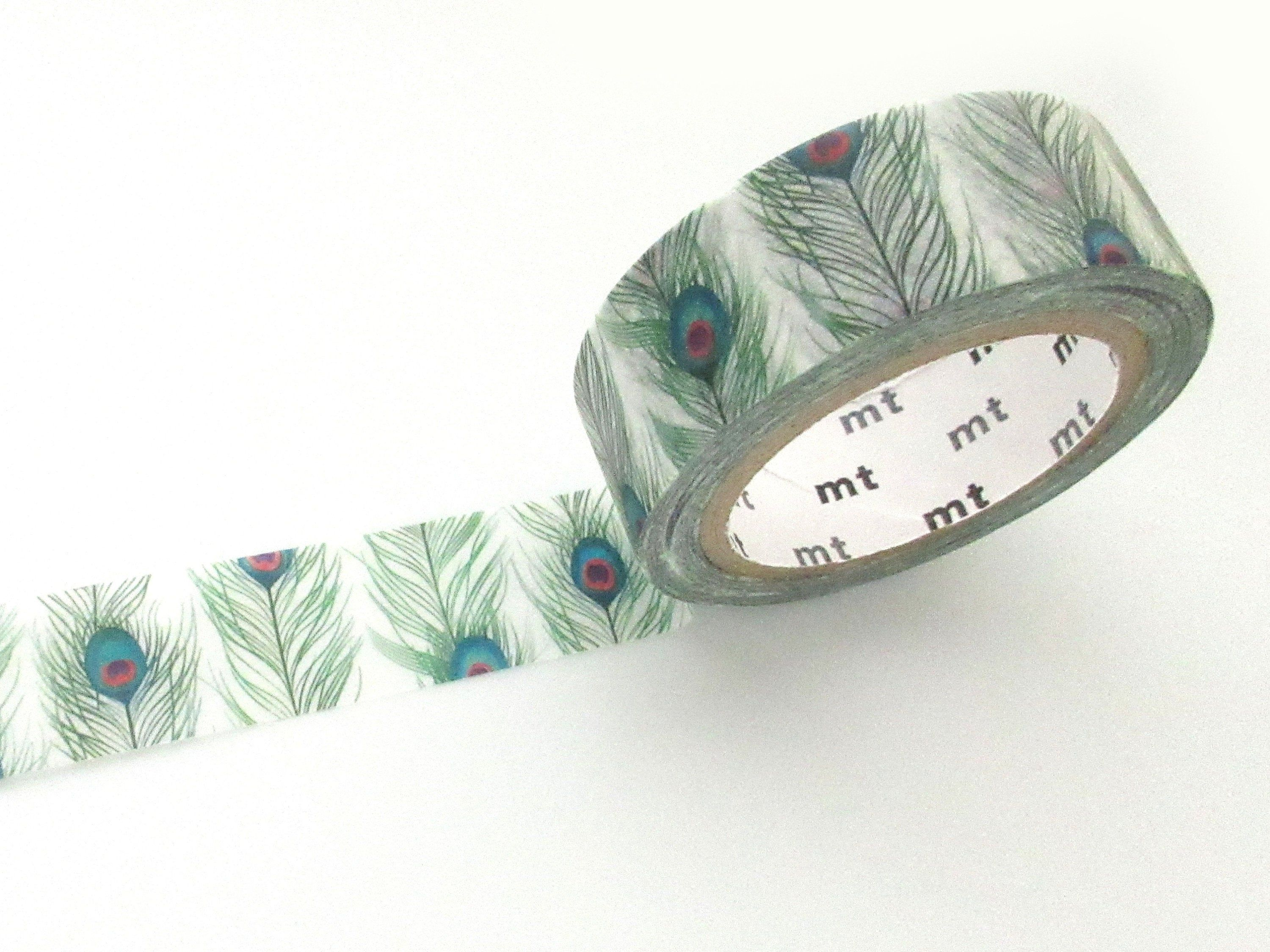 Scotch Washi Tape Green Craft Tape 10m Roll