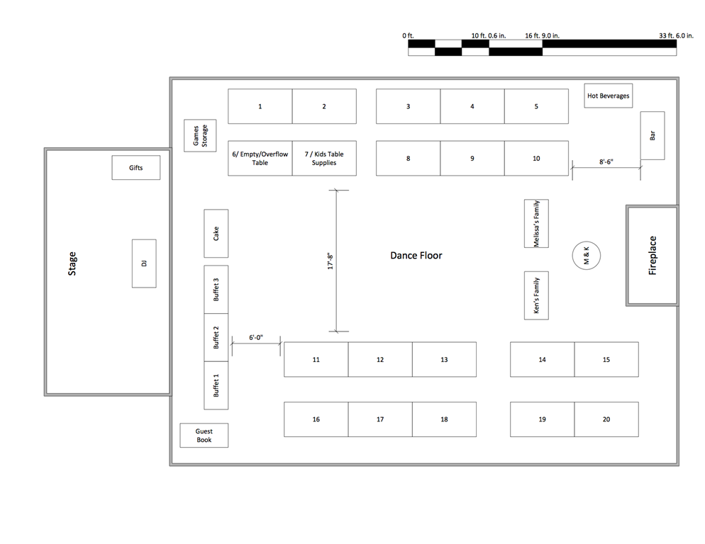 Diagram Of Setting Table For Wedding Reception Google Search