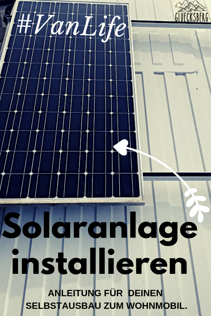 Photo of Install solar system, instructions: Transporter expansion to campervan