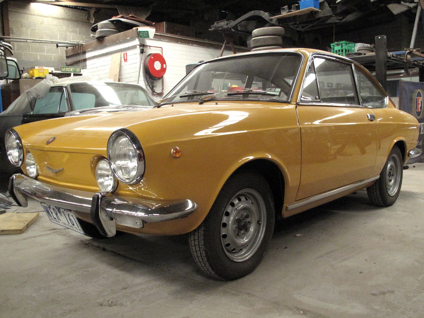 Fiat 850 Sport Coupe Yahoo Search Results Fiat 850 Sport Coupe