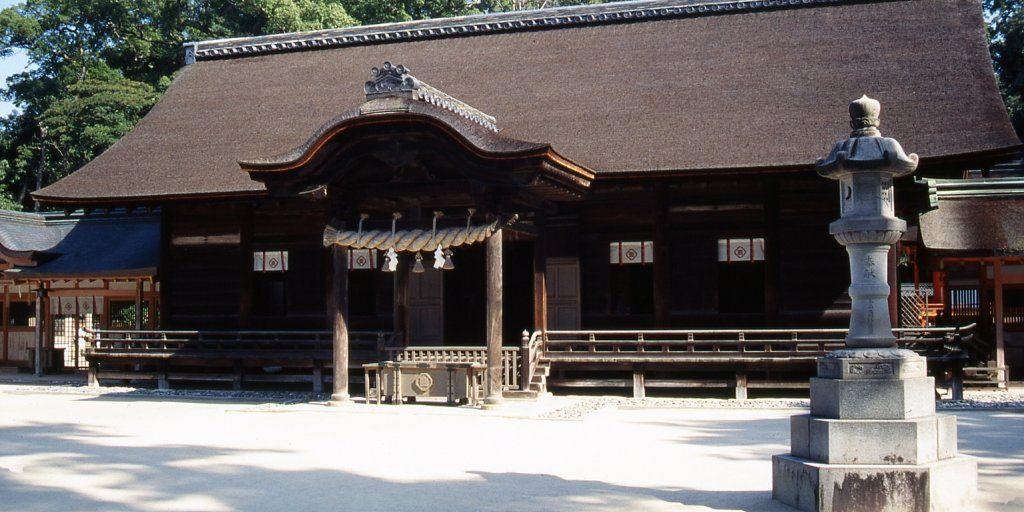 国宝級の甲冑がずらり 大山祇(おおやまづみ)神社