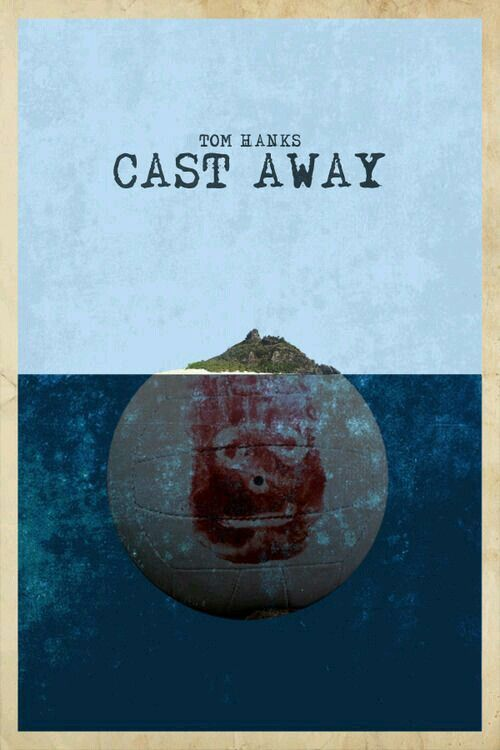 Naufrago Posteres De Filmes