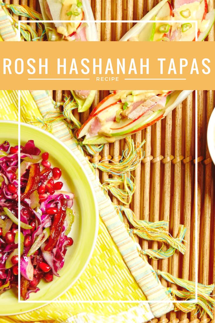 Simanim inspired tapas for rosh hashanah rosh hashanah tapas rosh hashanah tapas or appetizers with all the simanim biocorpaavc
