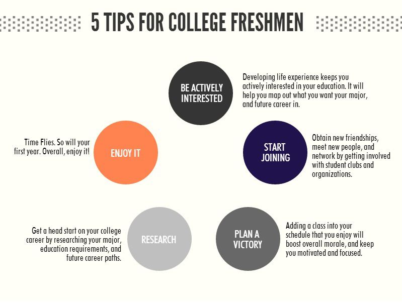tips for college students