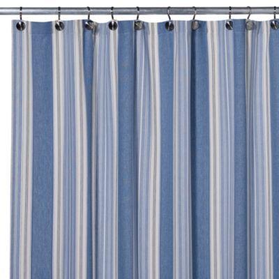 Blue Savannah Shower Curtain Bedbathandbeyond Com Xl 39 99 Shower Curtain Curtains 96 Inch Shower Curtain