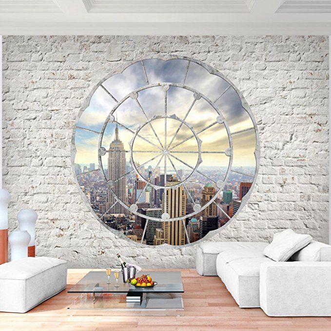 Fototapete New York Vlies Wand Tapete Wohnzimmer Schlafzimmer Büro - moderne tapeten fr schlafzimmer