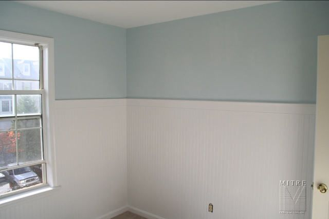 Bedroom Gray Walls
