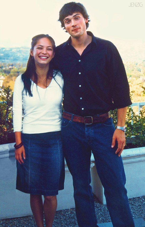 Tom Welling & Kristin Kreuk Smallville Sexiest