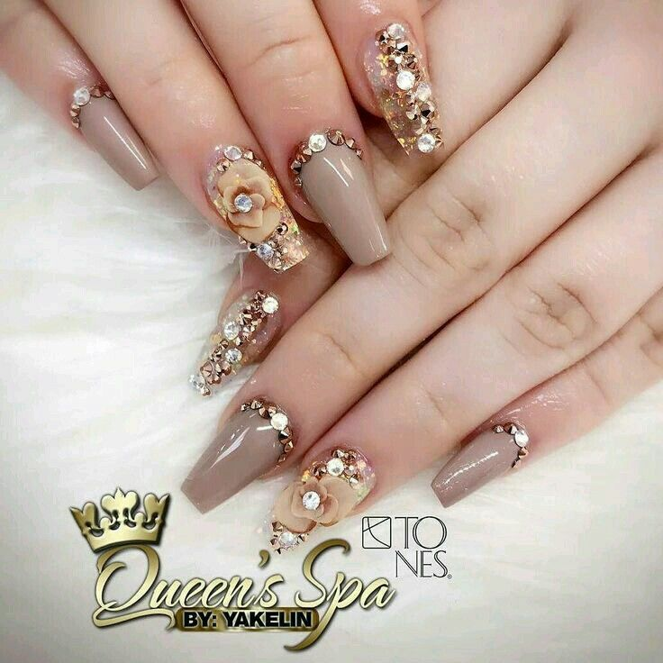 Pin Ni Nallely Valencia Sa Nails Pinterest