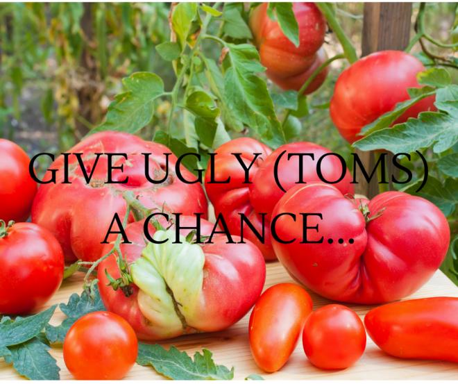 Stop ugly vegetable discrimination! - Kidspot