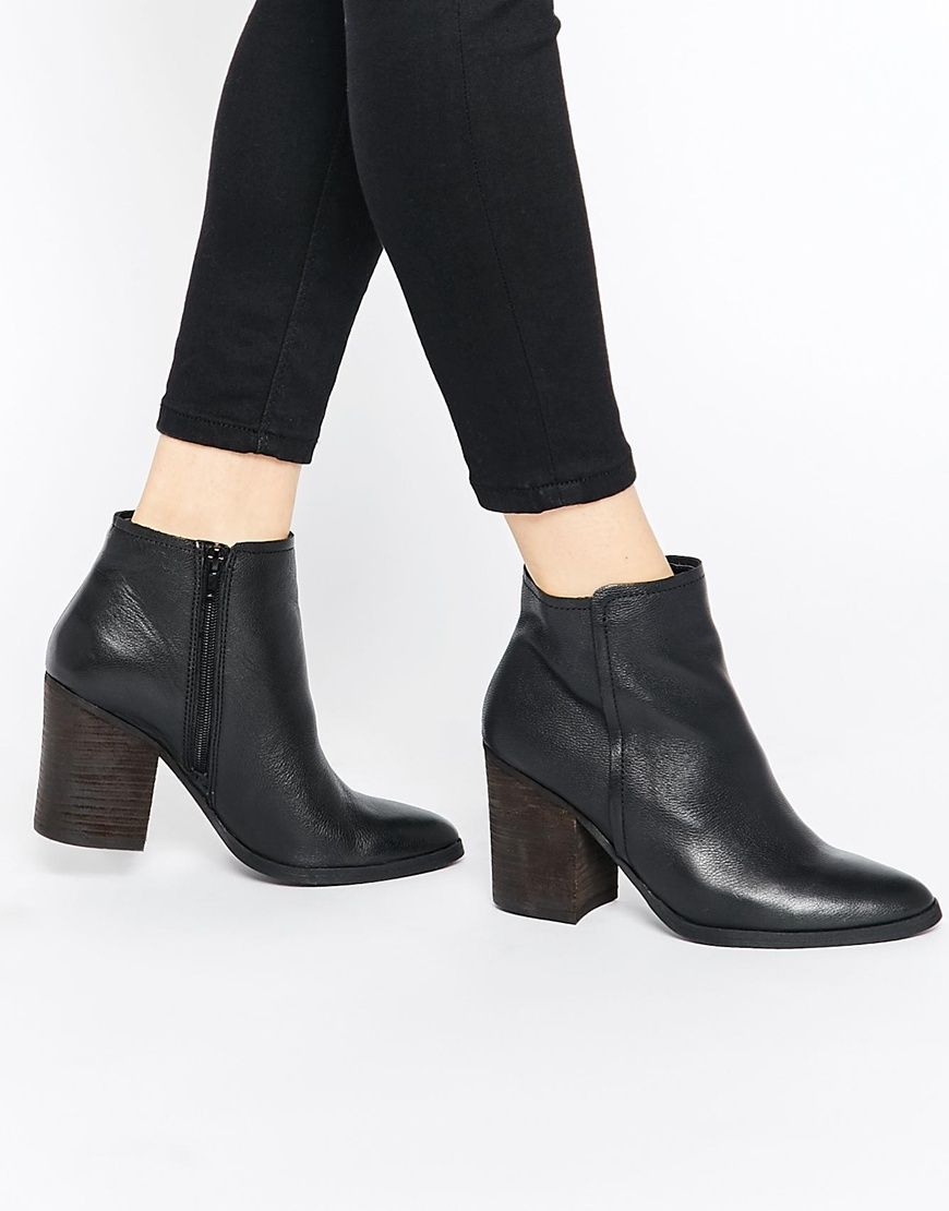 Steve Madden Sterre Heeled Ankle Boots