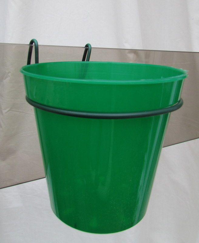 Beau 6 BALCONY PLANT POT HANGERS ,HOOKS,RINGS,FLOWER POT HOLDERS,BALCONY GLASS  CLIPS | EBay