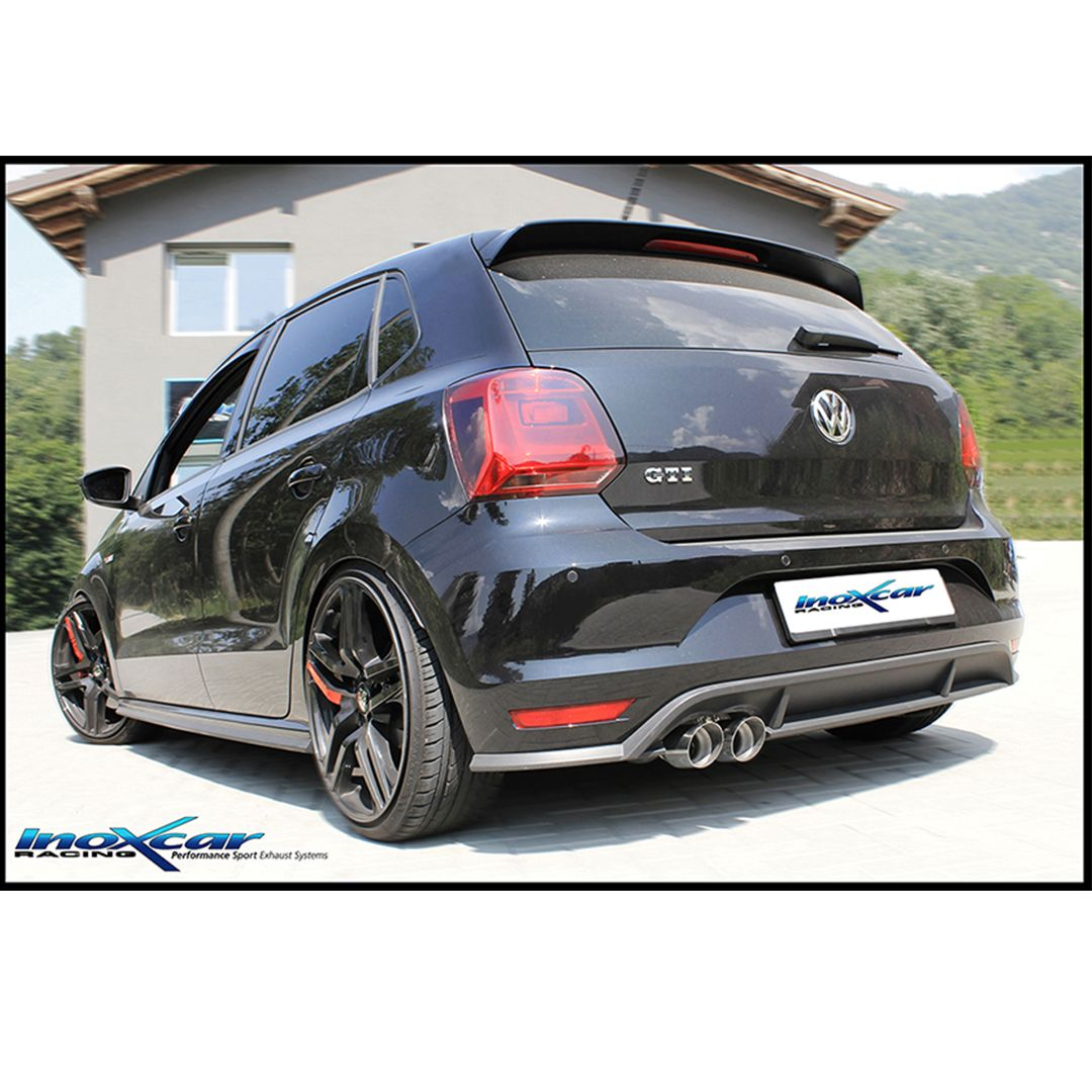 volkswagen polo 6c gti 1 8 192cv inoxcar volkswagen. Black Bedroom Furniture Sets. Home Design Ideas