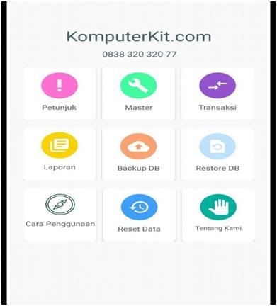 Aplikasi Kasir Terbaik Gratis Dan Super Mudah Android Incoming Call Incoming Call Screenshot