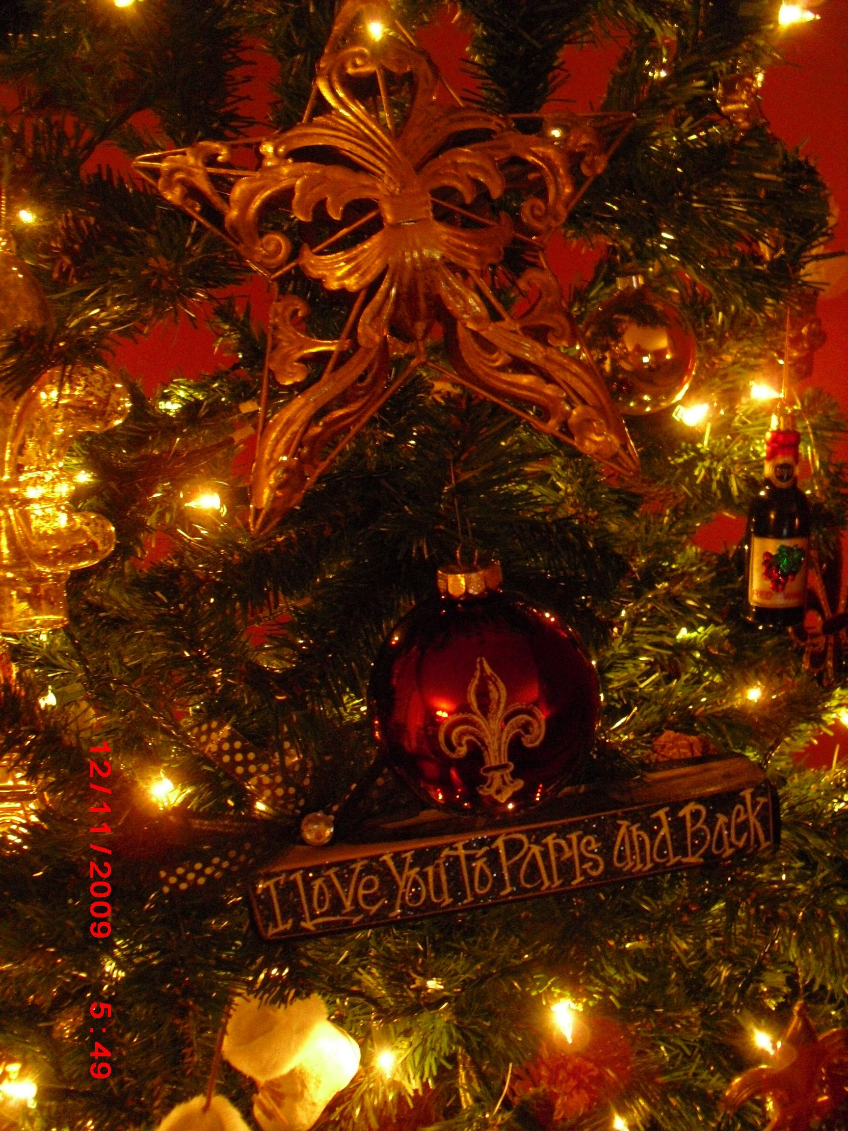 33 best My Themed Christmas Trees images on Pinterest