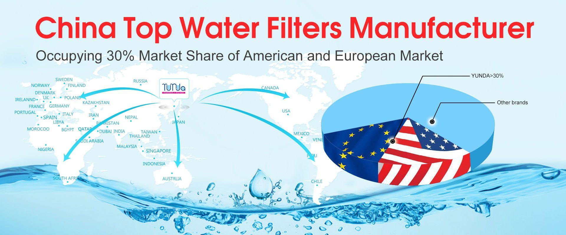 Yunda Water Filter Network Marketing Water Water Filter