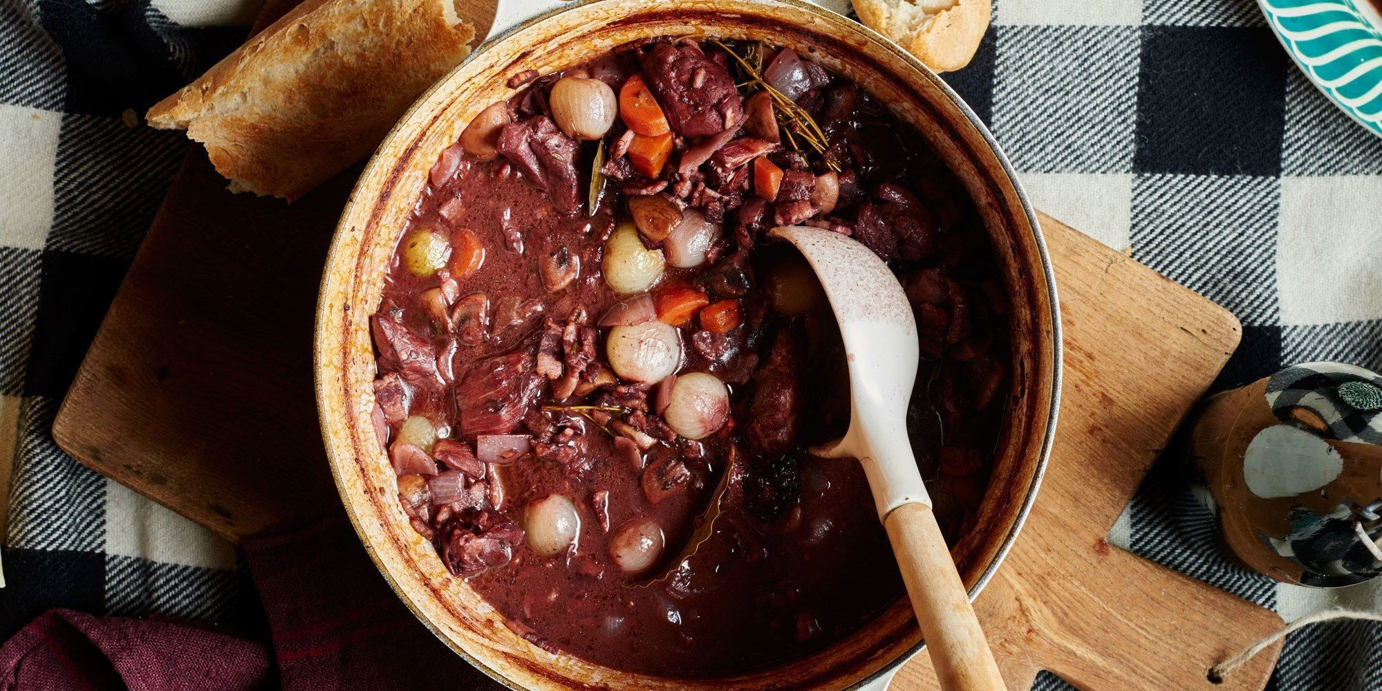 Coq Au Vin With Cocoa Powder Recipe Food Recipes Coq Au Vin Food