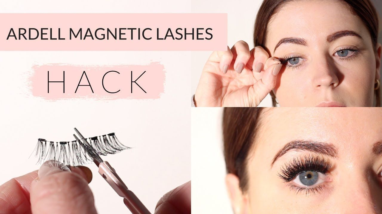 how to clean ardell magnetic lashes