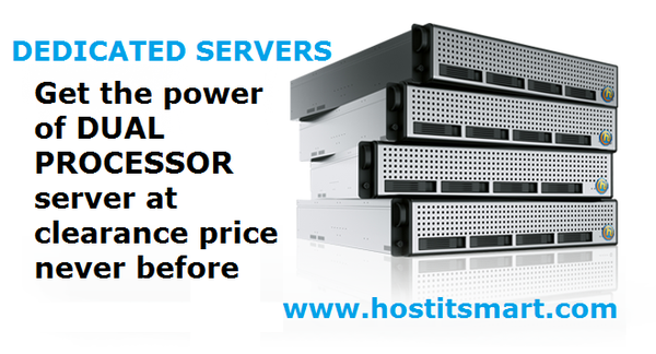 Dedicated Server Is A Smart Choice For High Traffic Websites We Help You Smartly Choose