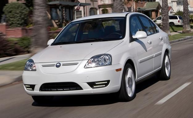 Coda Nhtsa Recall 78 Electric Sedans Due To Possible Faulty Side