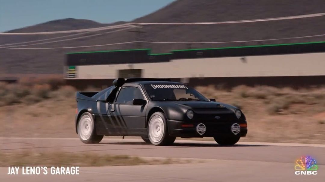 Pin By Diesel On 2do 2 Ford Rs Jay Leno Garage Ken Block
