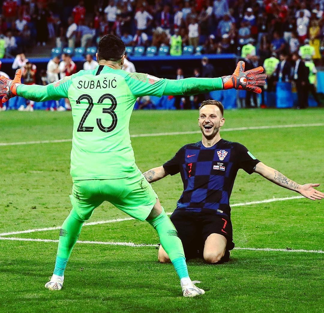 Vatreni Are Into The Semis Oni Nastavljaju Sanjati Worldcup Croatia Russia Sochi World Cup Fifa World Cup Ivan Rakitic