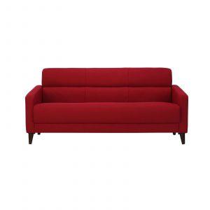 Mizu Design Raydon 3 1 Seater Ottoman Fab Mto Fabric Sofa Sofa Beige Fabric Sofa Sofa Armchair