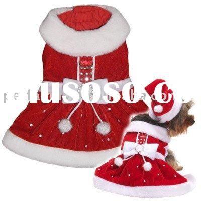christmas dog dress - Google Search