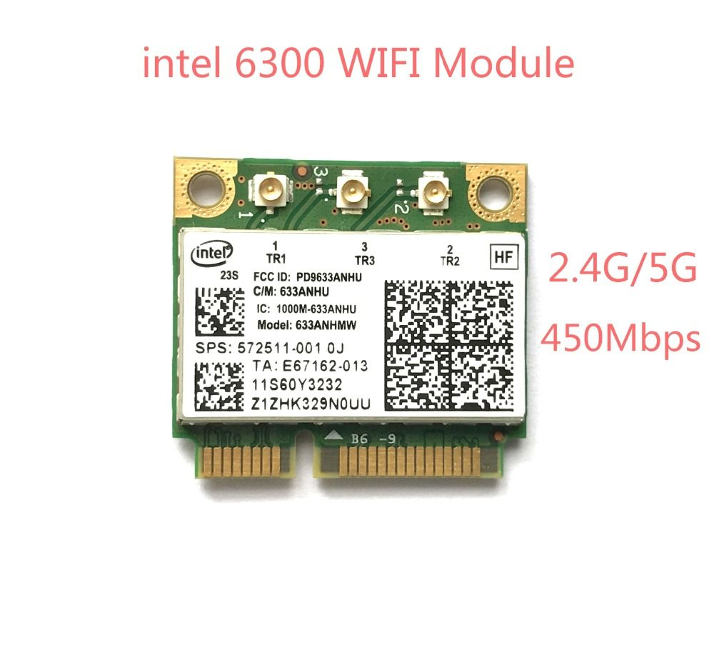 NEW Wlan Dual band Wireless Wifi Mini PCI-E Card for IBM