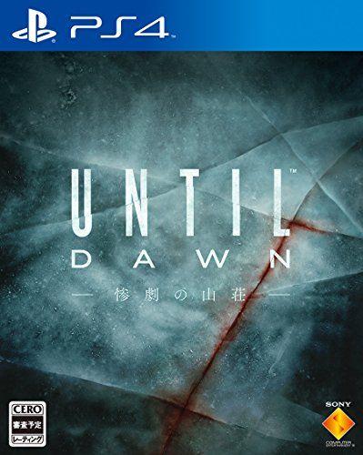 Until Dawn -惨劇の山荘- ソニー・コンピュータエンタテインメント http://www.amazon.co.jp/dp/B00YGXGVNW/ref=cm_sw_r_pi_dp_g9QYvb1R9YXAY