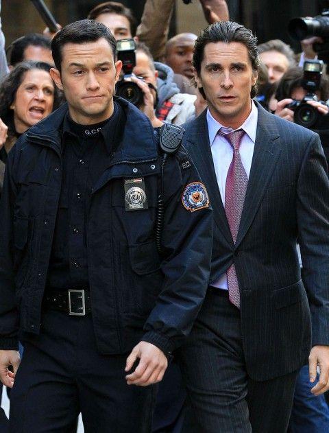 Christian Bale as Bruce Wayne The Dark Knight Rises