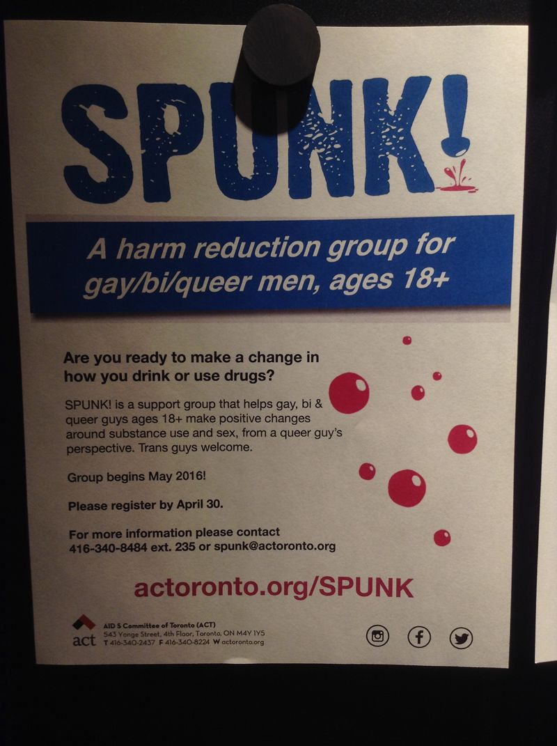 Consider, Make more spunk