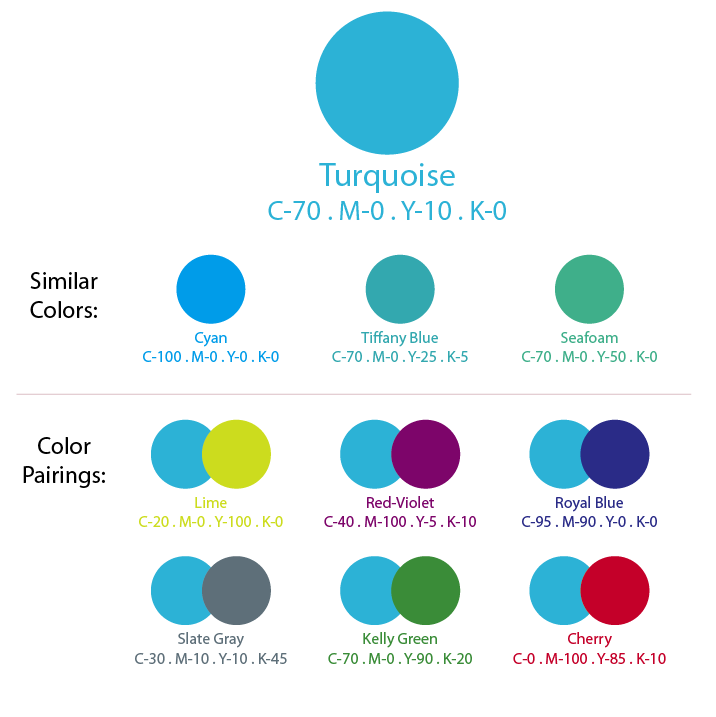 royal blue color palette - Google Search | Turquoise color ...