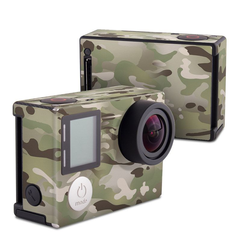 Need some camo? Get the new GoPro Hero4 Skins here: http://www.istyles.com/skins/music-video/gopro/gopro-hero4/