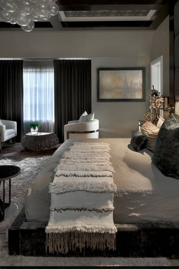 21 mastersuite bedroom designs dripping with inspiration bedroom rh pinterest com