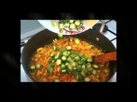 ethiopian okra alicha recipe mild bamya ladies fingers how to ethiopian okra alicha recipe mild bamya ladies fingers how to cook great youtube forumfinder Gallery