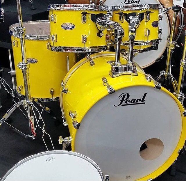 Solid Yellow Pearl Decade Maple Kit Miniaturas