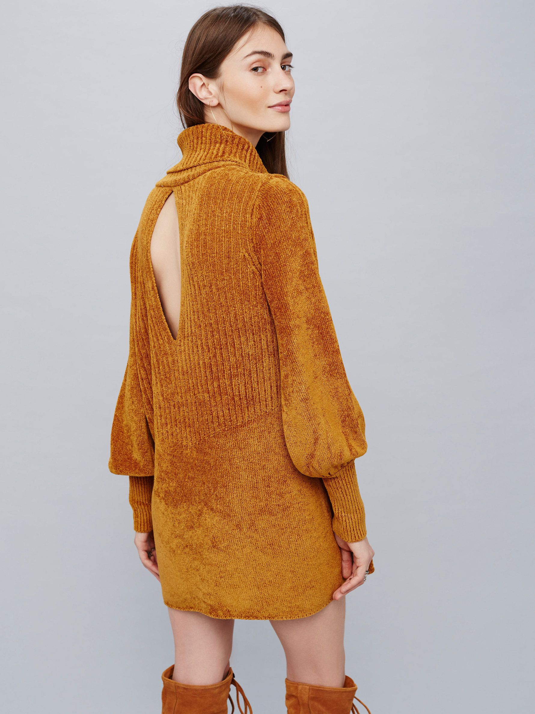 New Moon Chenille Tunic | Cozy up in this super soft pullover ...