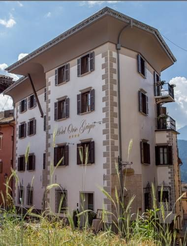 Hotel Orso Grigio Cavalese Hotel Orso Grigio is set in the