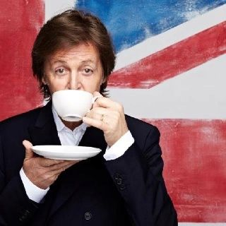 "Image result for ""Paul McCartney"" AND ""drinking coffee"""