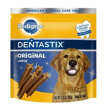 Pedigree Dentastix Original Large Treats For Dogs 1 72 Pounds 32