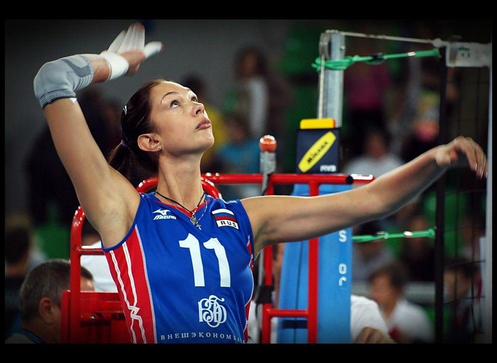 Ekaterina Gamova Russian Volleyball Player Women Volleyball Volleyball Players Volleyball Team