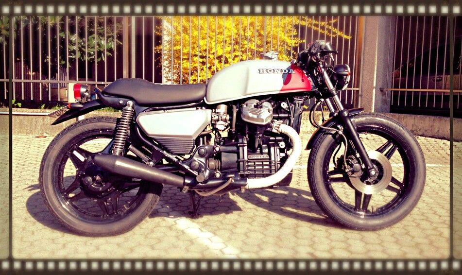 Honda CB650 by Aniba Motorcycles