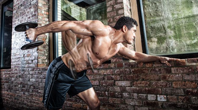 The High-Volume Triceps Workout for Huge Arms | Fitness    | Triceps