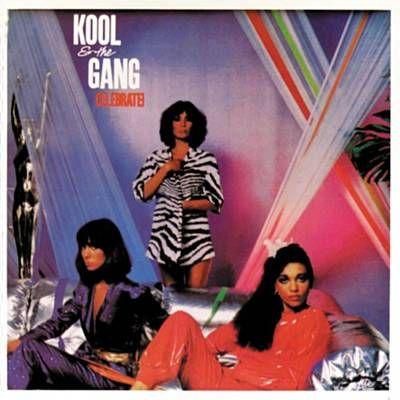 Celebration Kool The Gang Black Music Album Covers Music Memories